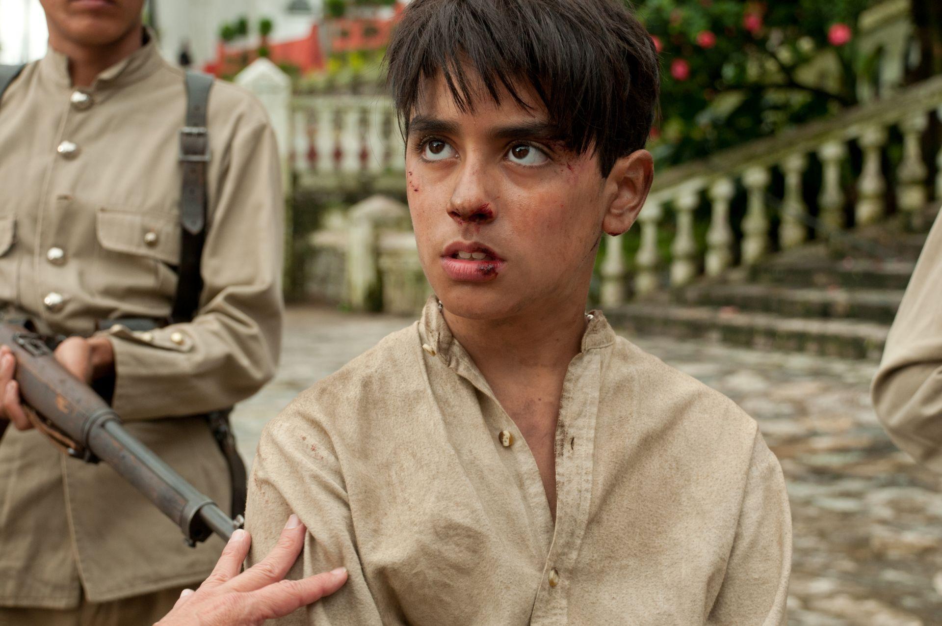 José, dans le film 'Cristeros'