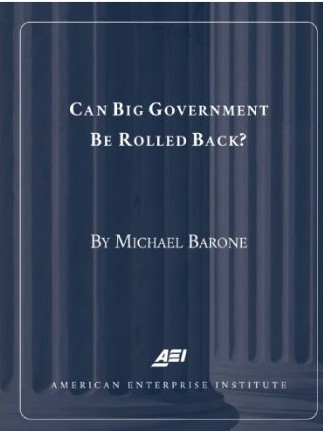 Can Big Government Be Rolled Back?