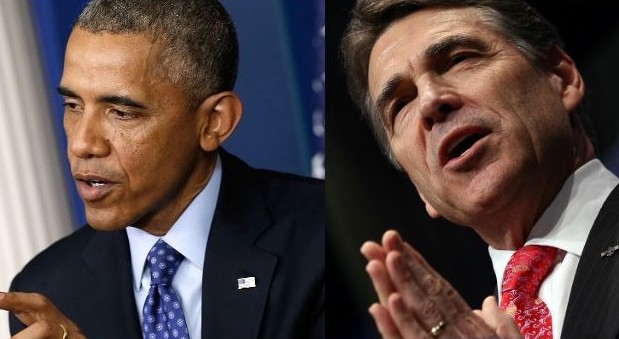 Obama-Perry