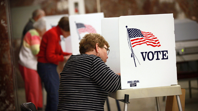 Early Voting Begins In Iowa For Presidential Election
