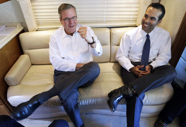 Jeb Bush, George P. Bush