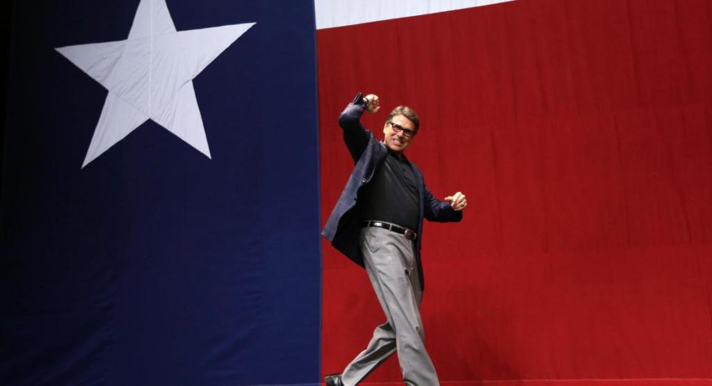 Rick Perry, Election