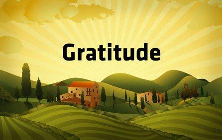 Gratitute