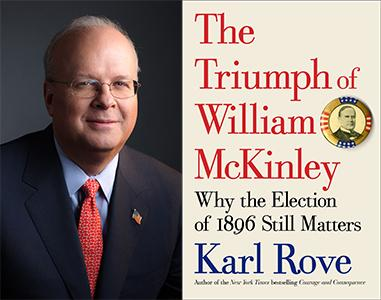 Karl Rove Photo and Book 10182015