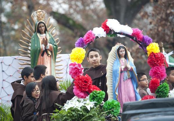 Lady de Guadalupe