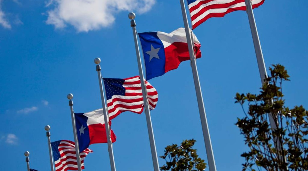 US-and-Texas-Flags