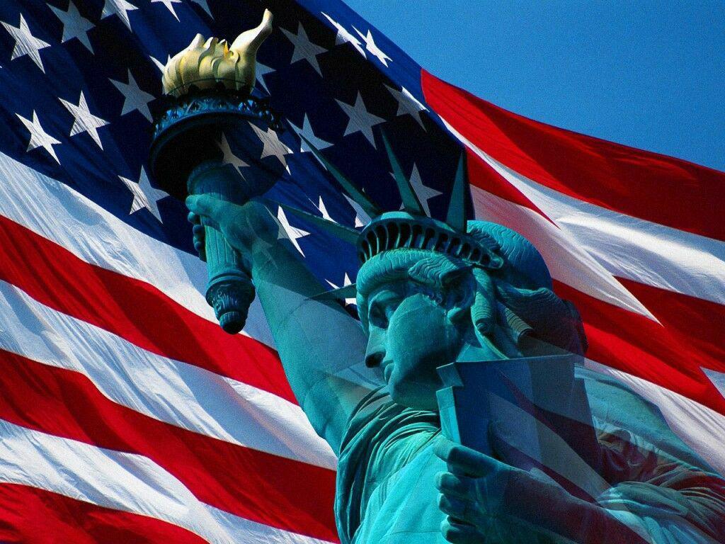 Lego American Flag HD