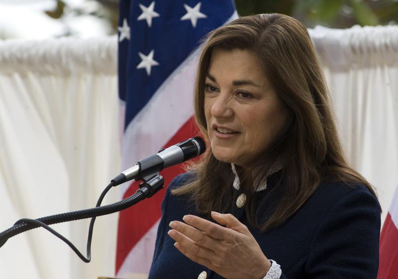 Rep. Loretta Sanchez, D-Santa Ana. Orange County Register file photo.