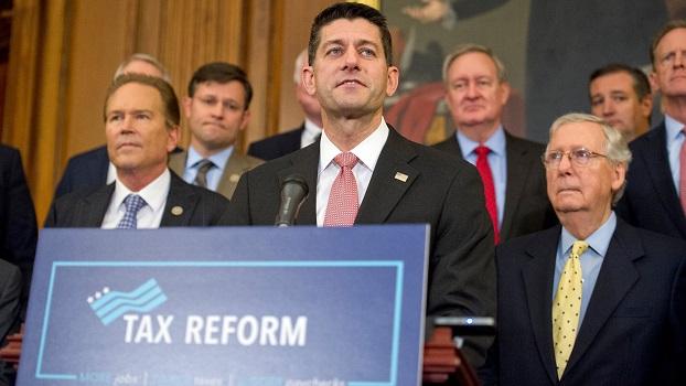 House and Senate Republicans Announce Their Tax Plan