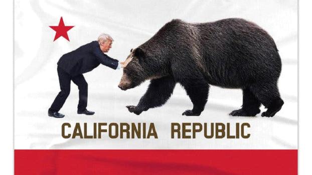 CA v Trump