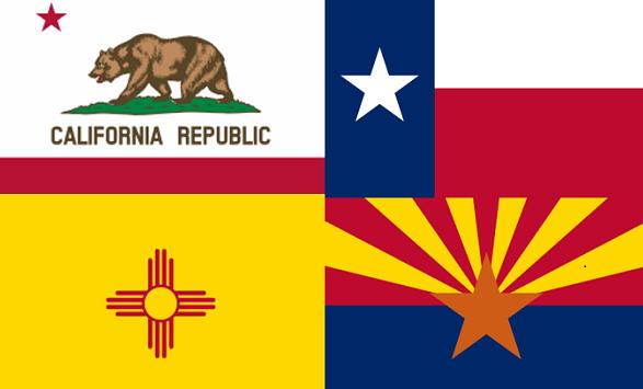 Border-flags